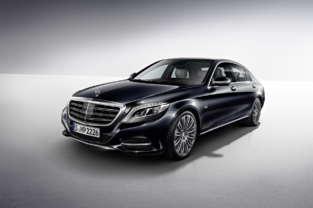 Mercedes-Benz S 600 (W 222) 2013